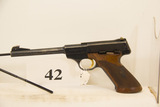 Browning, Model Auto, Semi Auto Pistol, 22 cal,