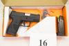 Taurus, Model, PT111G2, Semi Auto Pistol, 9 mm