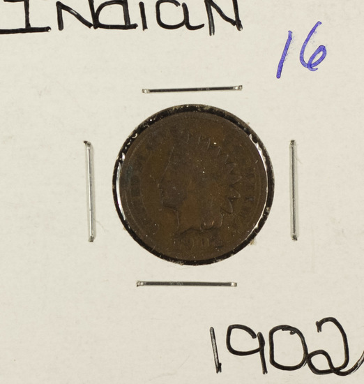 LOT OF 3 INDIAN HEAD CENTS