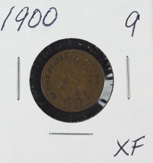 1900 INDIAN HEAD CENT -XF