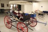 1835 LADIES WICKER PHAETON BUGGY