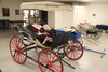 1835 LADIES WICKER PHAETON BUGGY