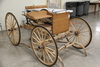 HORSE SINGLE SEATED BUGGY