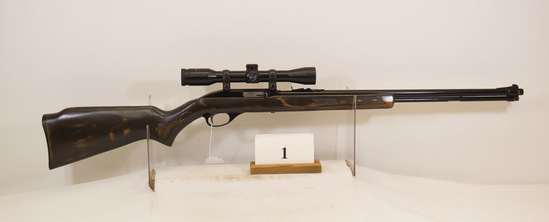 Revelation, Model 120, Semi Auto Rifle, 22 cal,