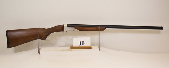 Yildiz, Model TK-12, Single Shot Shotgun, 12 ga,