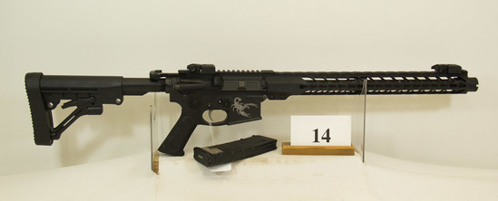 Kavic Gun Works, Model MG-G4, Semi Auto Rifle,
