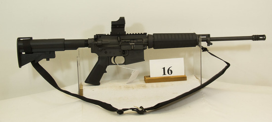 Bushmaster, Model Carbon-15, Semi Auto Rifle,