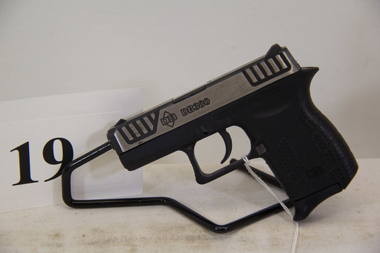 Diamondback, Model DB380, Semi Auto Pistol,