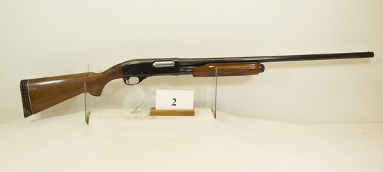 Remington, Model 870, Pump Shotgun, 12 ga,