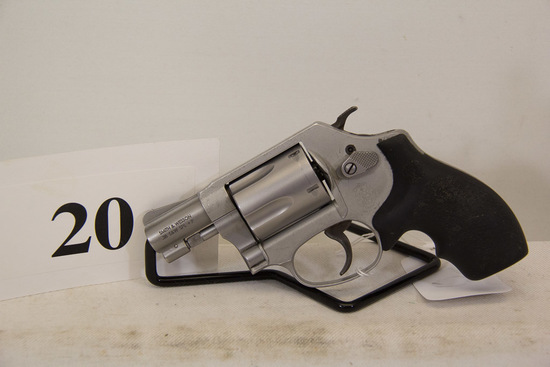 Smith & Wesson, Model 637-2, Air Weight,
