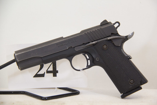 Browning, Model Black Label 1911, Semi Auto