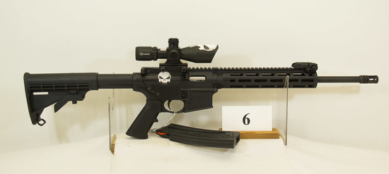 Smith & Wesson, Model M&P 15-22, Semi Auto
