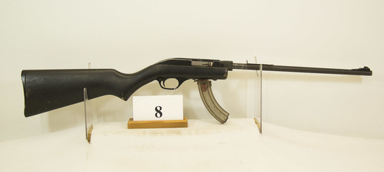Marlin, Model 70P, Semi Auto Rifle, 22 cal,