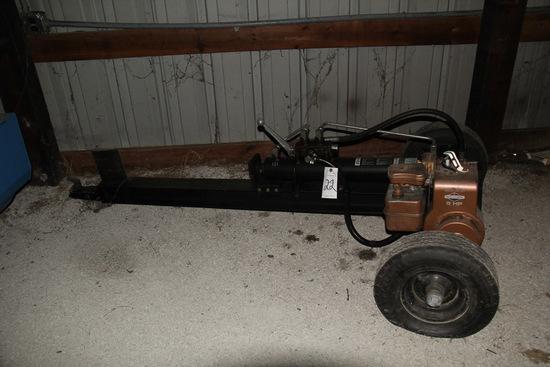 Briggs and Stratton 5 HP Log Splitter