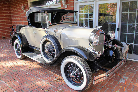 """1980 """"Shay"""" Model A Roadster, Mileage 5,670,"""