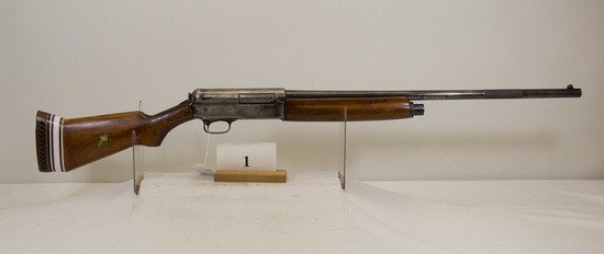 Winchester, Model 1911, Semi Auto Shotgun,