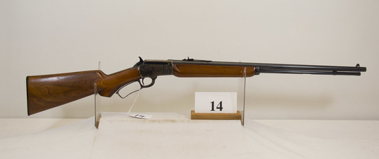 Marlin, Model 39-A, Lever Rifle, 22 cal, S/N 468,