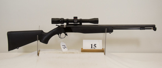 Wolf, Black Powder Rifle, 50 cal, Simmons