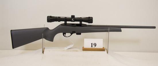 Remington, Model 597, Semi Auto Rifle, 22 cal,