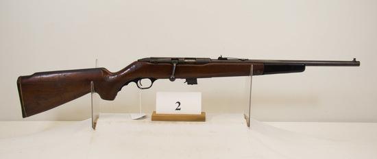 Mossberg, Model 342KA, Bolt Rifle, 22 cal,