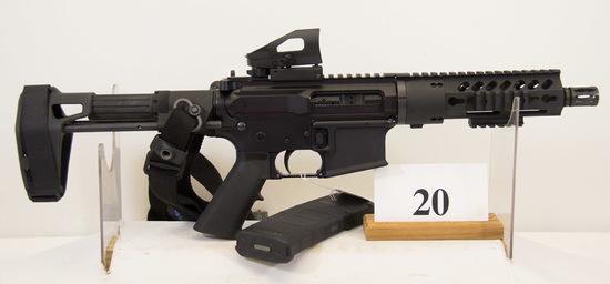 Anderson, Model AM-15, Semi Auto Pistol, 223