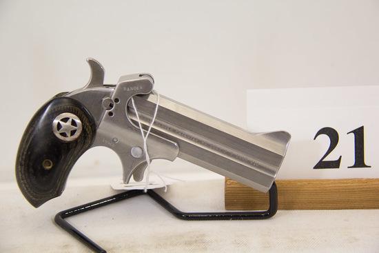 Bond Arms, Model Derringer, 45 Colt - 410 ga,