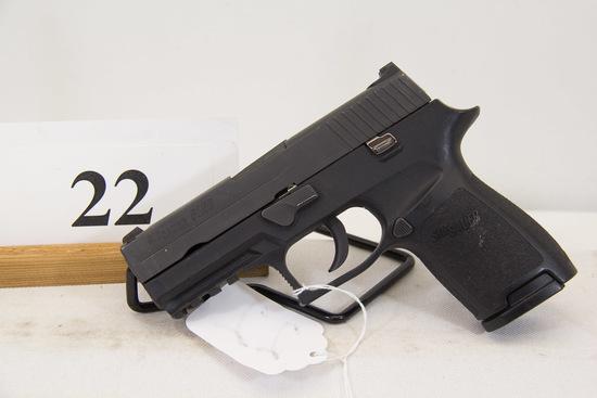 Sig Sauer, Model P-250, Semi Auto Pistol, 40 S/W