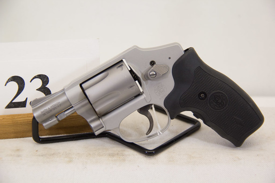 Smith and Wesson, Model 642-2 Air Weight,