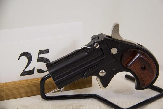 Cobra, Model CB38, Derringer, 38 Spl cal,