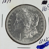 1879 - MORGAN DOLLAR - UNC