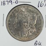 1879 -O MORGAN DOLLAR - AU