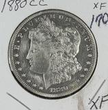 1880-CC MORGAN DOLLAR -XF