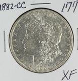 1882-CC MORGAN DOLLAR - XF