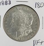 1883 - MORGAN DOLLAR - VF+