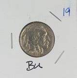 1917 - INDIAN HEAD NICKEL - BU