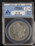 1894-O ANACS EF 40 - MORGAN DOLLAR