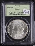 1899-O PCGS MS64 MORGAN DOLLAR
