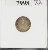 1854 - LIBERTY SEATED HALF DIME