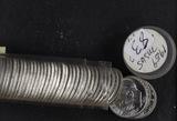 1 - ROLL (50 COINS) UNC 1959-P ROOSEVELT DIMES