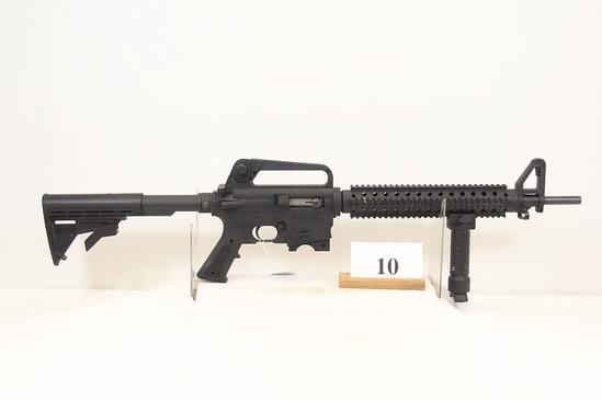 Mossberg, Model 715T, Semi Auto Rifle, 22 cal,