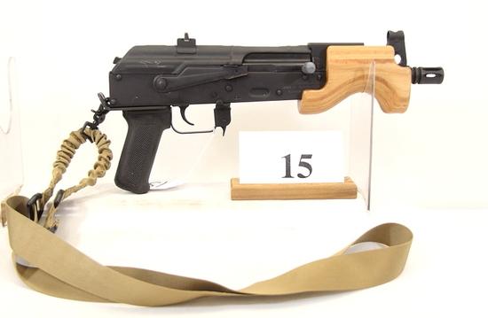 Century Arms Micro Draco, Model AK-47, Semi Auto Pistol,