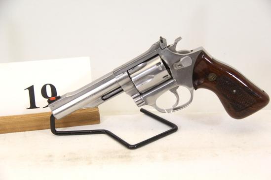 Rossi, Model 518, Revolver, 22 cal, S/N L038013,