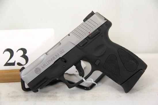 Taurus, Model PT111G2, Semi  Auto Pistol, 9 mm