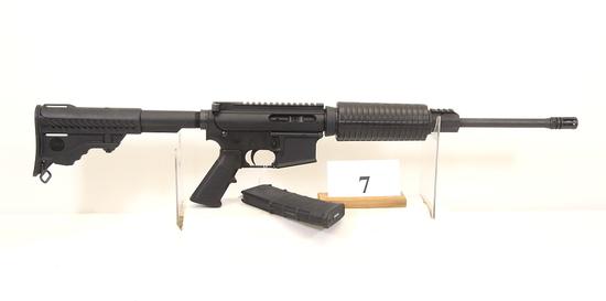 DPMS, Model A-15, Semi Auto Rifle, 223 cal,