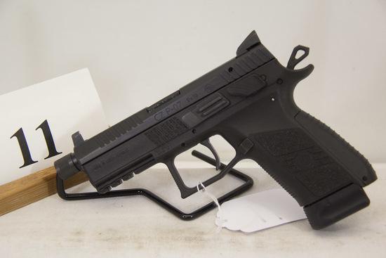 CZ, Model P-07, Semi Auto Pistol, 9 mm cal,