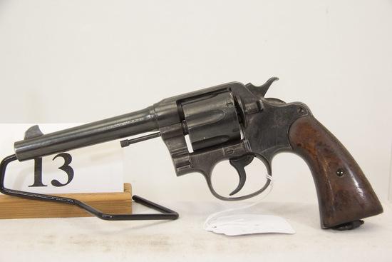 Colt, Model DA 1917 Army, Revolver, 45 ACP cal,