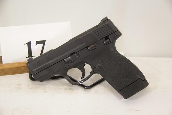 Smith & Wesson, Model M&P Shield, Semi Auto