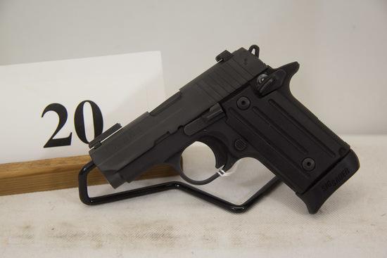 Sig Sauer, Model P238, Semi Auto Pistol, 380 cal,