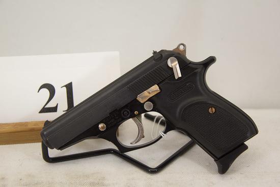 Bersa, Model Thunder, Semi Auto Pistol, 380 cal,