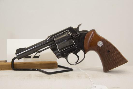 Colt, Model Lawman MK III, Revolver, 357 mag